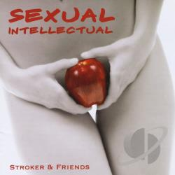Stroker - Sexual Intellectual CD Cover Art