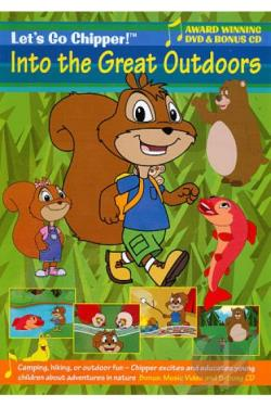 Into The Great Outdoors - Let's Go Chipper! Into the Great Outdoors CD Cover Art