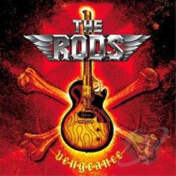 Rods - Vengeance CD Cover Art
