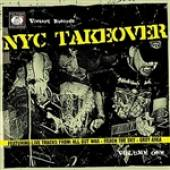 Various Artists - Nyc Takeover - Vol. 1 DB Cover Art