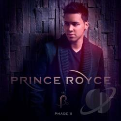 Royce, Prince - Phase II CD Cover Art