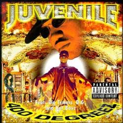 Juvenile - 400 Degreez CD Cover Art