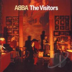 ABBA - Visitors CD Cover Art