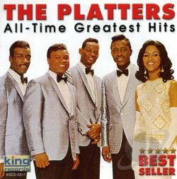 Platters - Greatest Hits CD Cover Art