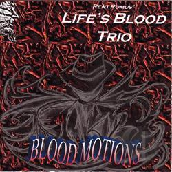 Romus, Rent - Blood Motions CD Cover Art