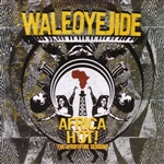 Oyejide, Wale - Africahot! CD Cover Art