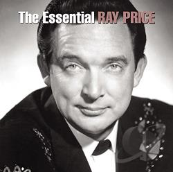 Price, Ray - Essential CD Cover Art