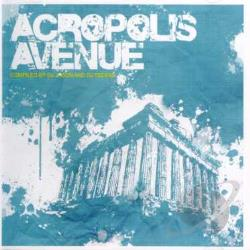 Akropolis Avenue CD Cover Art