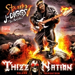 Thizz Nation, Vol. 17: Starring J. Diggs CD Cover Art