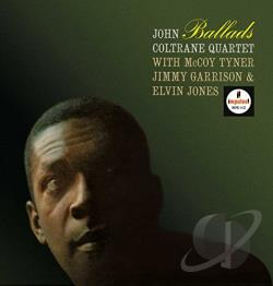 Coltrane, John / Coltrane, John Quartet - Ballads CD Cover Art