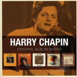 Chapin, Harry - Original Album Series CD Cover Art