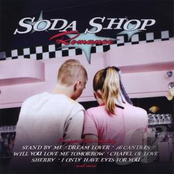 Soda Shop Romance - Soda Shop Romance CD Cover Art