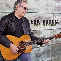 Garcia, Eric - Songs for Shifra CD Cover Art