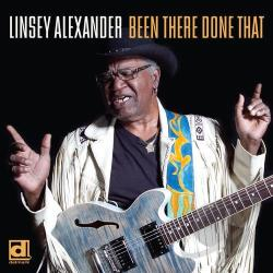 Alexander, Linsey - Been There Done That CD Cover Art