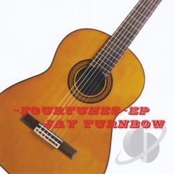 Turnbow, Jay - Fourtunes EP CD Cover Art