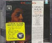 McRae, Carmen - Sings Lover Man And Other Billie Holiday Classics CD Cover Art