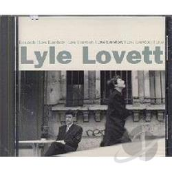 Lovett, Lyle - I Love Everybody CD Cover Art