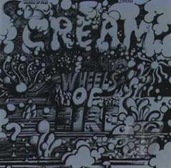 Cream - Wheels of Fire CD Cover Art