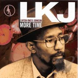 Johnson, Linton Kwesi - More Time CD Cover Art