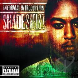 Sheist, Shade - Informal Introduction CD Cover Art