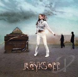 Royksopp - Understanding CD Cover Art