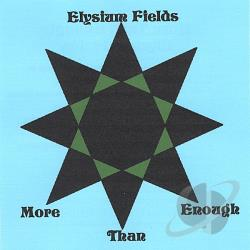 Elysium Fields - More Than Enough CD Cover Art