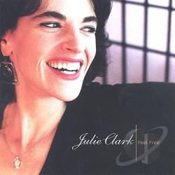 Clark, Julie - Feel Free CD Cover Art