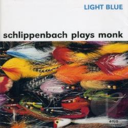 Schlippenbach, Alexa - Plays Monk CD Cover Art
