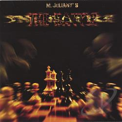 Julianya, M. - Battle CD Cover Art