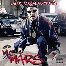 Mars, M.C. - Letz Cabalaborate CD Cover Art