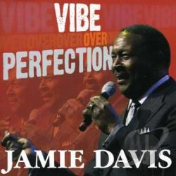 Davis, Jamie - Vibe Over Perfection CD Cover Art