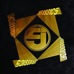 Jurassic 5 - Jurassic 5 CD Cover Art