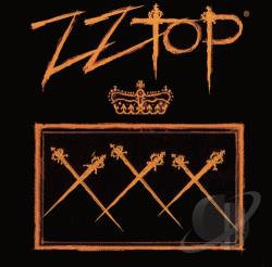 ZZ Top - XXX CD Cover Art