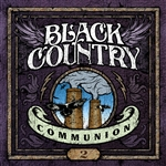 Black Country Communion - Black Country Communion 2 CD Cover Art