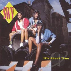 Swv - It's About Time CD Cover Art