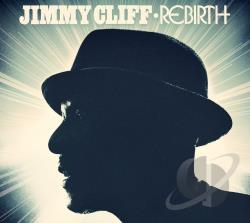 Cliff, Jimmy - Rebirth CD Cover Art