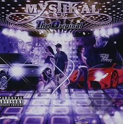Mystical / Mystikal (Rap) - Original CD Cover Art