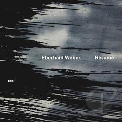 Weber, Eberhard - Resume CD Cover Art