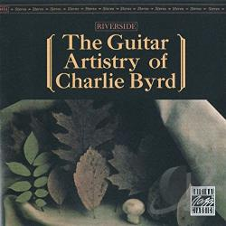 Byrd, Charlie - Guitar Artistry of Charlie Byrd CD Cover Art
