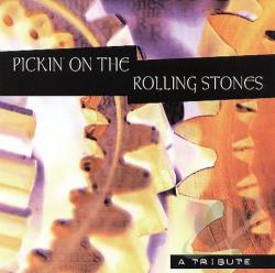 Rolling Stones - Pickin' on the Rolling Stones CD Cover Art