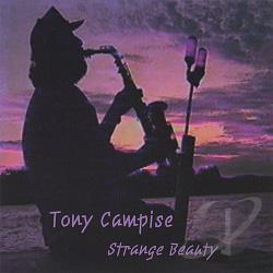 Campise, Tony - Strange Beauty CD Cover Art
