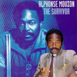 Mouzon, Alphonse - Survivor CD Cover Art