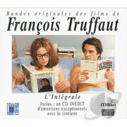 Music From The Films Of Truffaut CD Cover Art