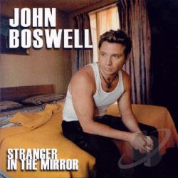 Boswell, John - Stranger In The Mirror CD Cover Art