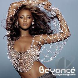 Beyonce - Dangerously in Love CD Cover Art