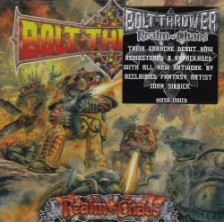 Bolt Thrower - Realm of Chaos CD Cover Art