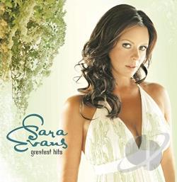 Evans, Sara - Greatest Hits CD Cover Art