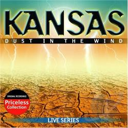 Kansas - Dust in the Wind CD Cover Art