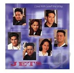 Jets - Love Will Lead The Way CD Cover Art
