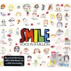 Voice In A Million - Smile CD Cover Art